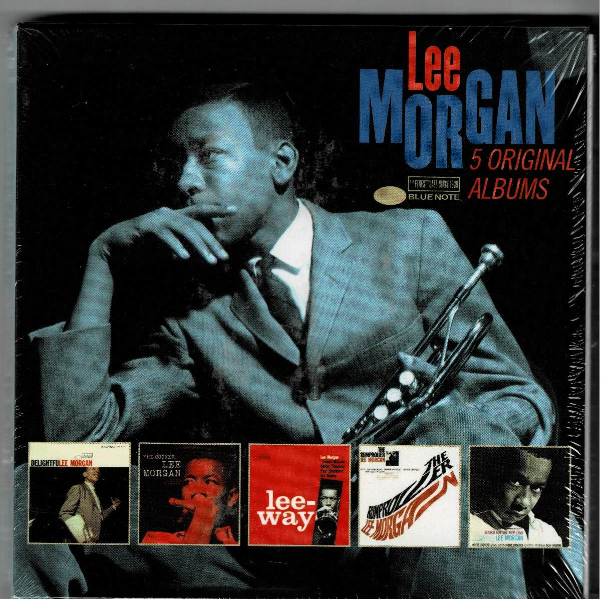 Image result for lee morgan 5 original albums