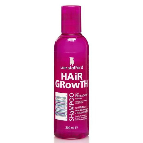 lee stafford - hair growth - shampoo