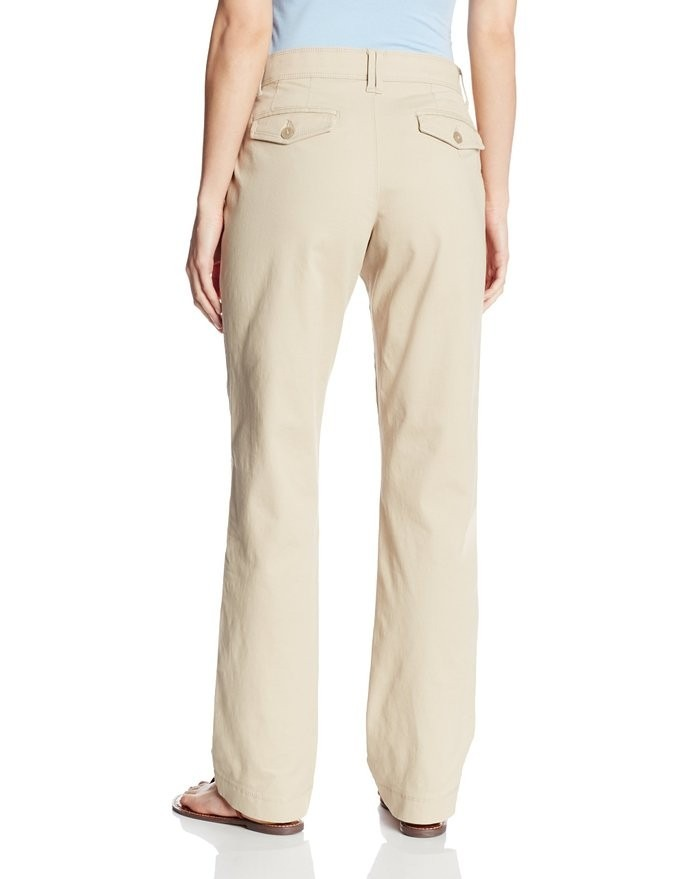 62b5019a5e2 Lee Women s Comfort Fit Carden Slimming Straight Leg Pant