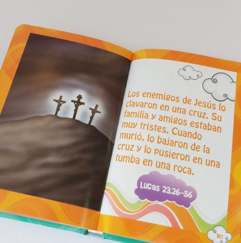 léeme la biblia y ora conmigo para niños