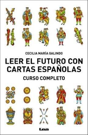 leer el futuro con cartas españolas (libro + cartas)