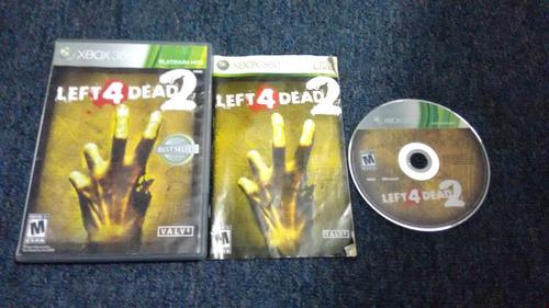 left 4 dead 2 completo xbox 360,excelente titulo