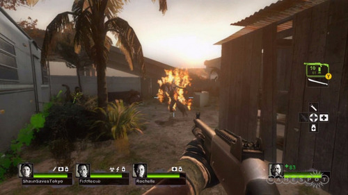 Left 4 Dead 2 v1.0 Android Apk Free Download