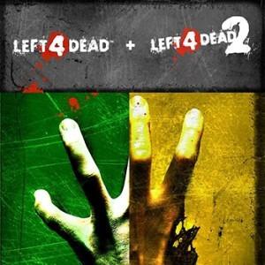 left 4 dead bundle (win, mac y linux) original