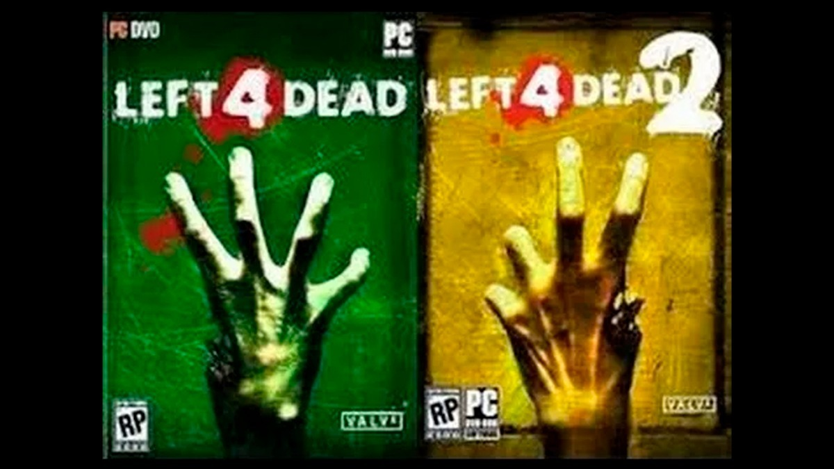 Left 4 Dead Bundle (win, Mac Y Linux) Original