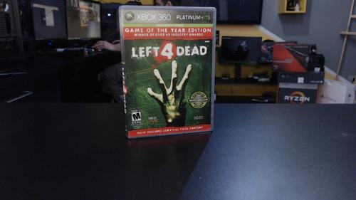 left 4 dead satie - xbox 360