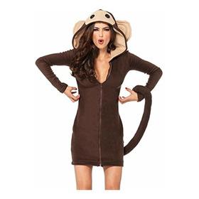 Leg Avenue Disfraz De Mono Para Mujer