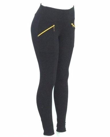 4d82e582e Calça Legging Leg Montaria Com Ziper Dos Lados Melhor Preço - R$ 41 ...