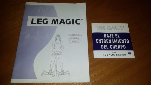 leg magic original ejercitador ¡para mamá!