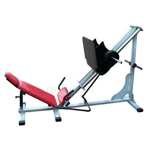 leg press 45º-3 polegadas equipamento academia profissional