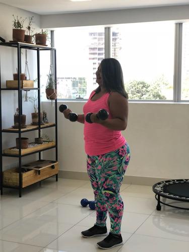 leg suplex kit c/ 2 legging feminina