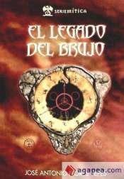 legado del brujo, el(libro )