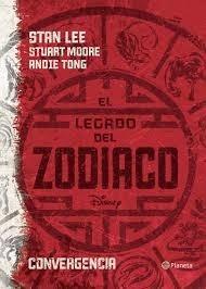 legado del zodíaco / stan lee (envíos)