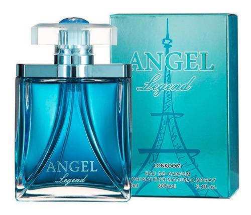 legend angel lonkoom - perfume feminino - edp 100 ml