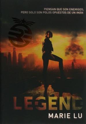 Legend By Marie Lu Ebook