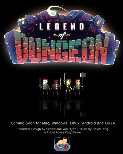 legend of dungeon original online