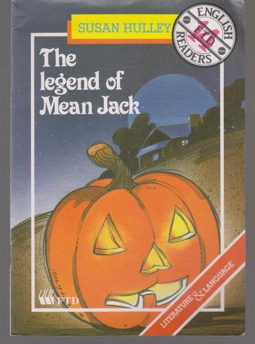 legend of mean jack, dia das bruxas - c/ suplemento - inglês