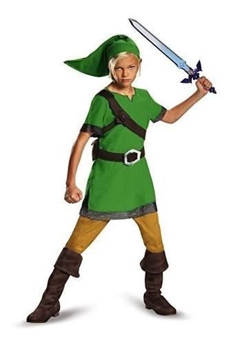 legend of zelda link sword leyenda espada link niño escudo