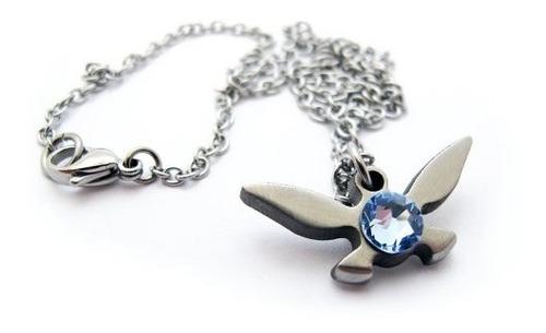 legend zelda collar importado navi ocarina of time link