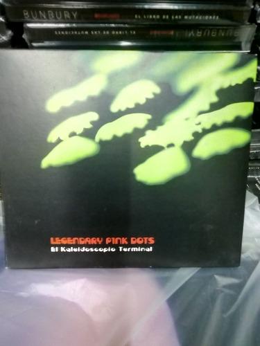 legendary pink dots el kaleidoscopio terminal cd avangarde