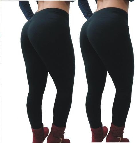 legging calça leg suplex grossa  flanelada fitness academia