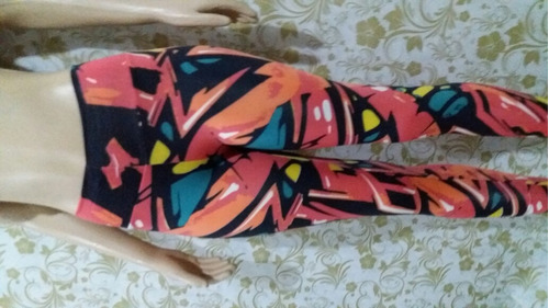 legging com top