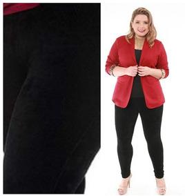 da4842103d Legging De Veludo Plus Size Roupas Femininas Envio Rápido