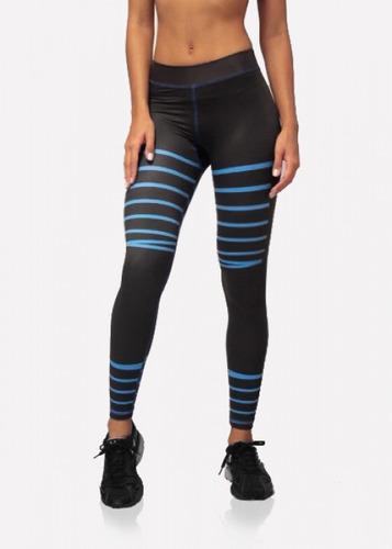 legging donna kuin blue lines talla m