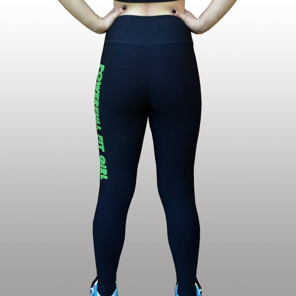 72015b15f legging estampa perna power fit girl. 5 Fotos
