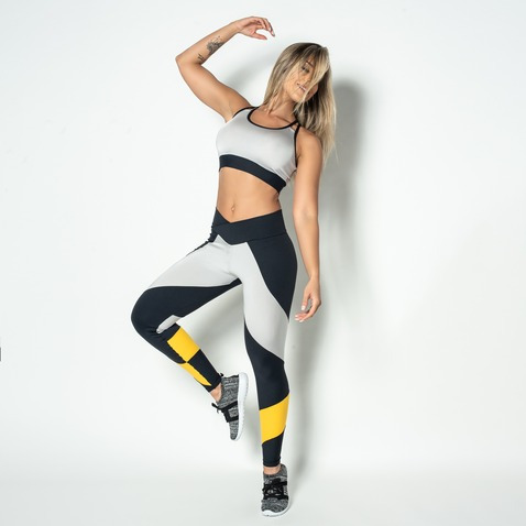 legging fitness poliamida colors lg898