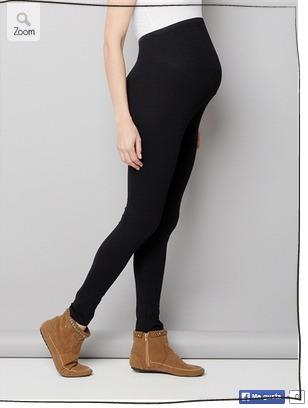 legging leggin leggins maternal embarazo con pancita push up