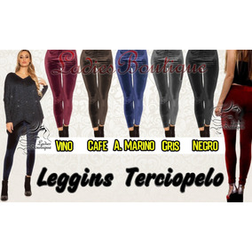 405aef810c Leggins Terciopelo Mayoreo - Leggings en Mercado Libre México