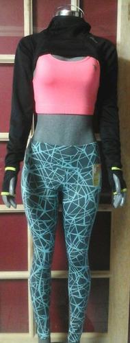 leggings deportivos de comics