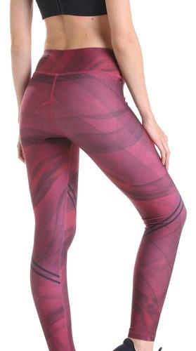 leggings estampados geométricos