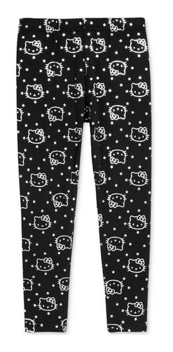 leggings hello kitty sanrio talla 3t niña legging pantalon