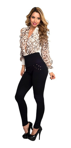 leggings hollywood pants paquete con 3