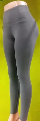 leggins algodon licrado fajon para mujer