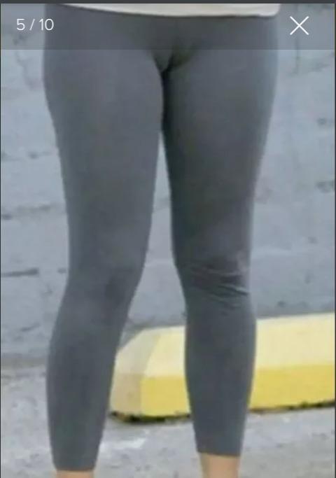Leggins Cameltoe Jeans Shorts Leg - R$ 99,90 em Mercado Livre