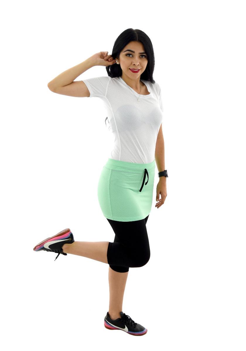d5daa65764 leggins colombianos dama con falda capri verde frnp09991. Cargando zoom.