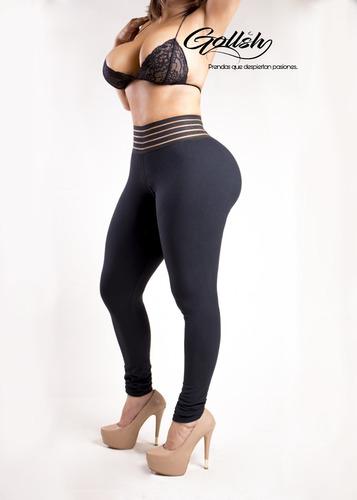 leggins corte twerk sexy licra piel de durazno a la moda