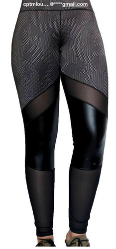 leggins de ejercicio tejido colombiano buena calidad. conoce