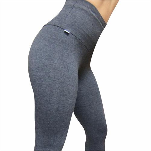 leggins deportivo control abdomen pantalón deporte mujer