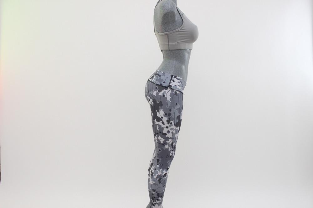 brillo encantador pero no vulgar nueva apariencia Leggins Deportivos Colombianos Leggings Mujer Yoga Pilates