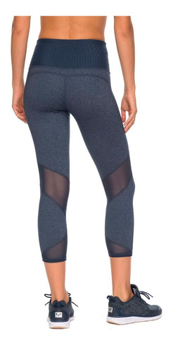 leggins deportivos dama estilo capri cintura alta roxy