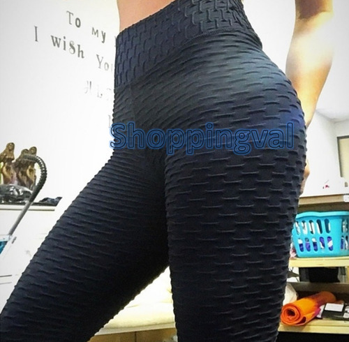 leggins deportivos sexy levanta cola, oferta