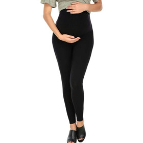 Leggins Maternidad Calidad, Malla Especial Para Embarazo