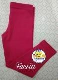 leggins niñas tallas 2-4-6-8-10 coton licra peruana