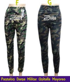 Pantalones Estilo Militares Para Mujer Ropa, Bolsas y