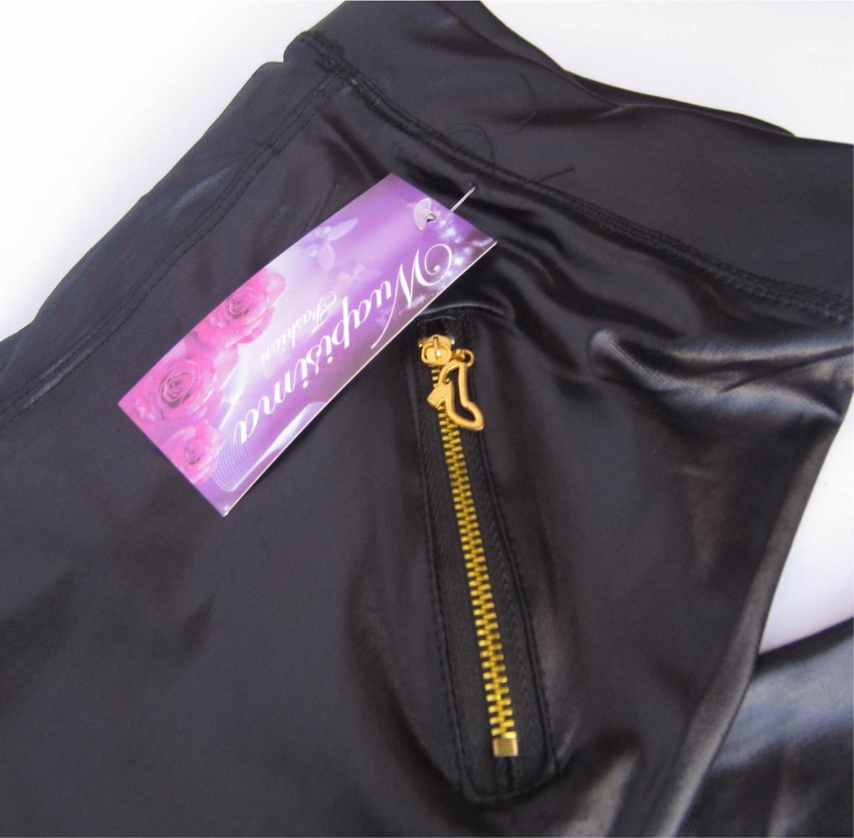 9e7a2707cc Cargando zoom... pantalon mujer leggins. Cargando zoom... leggins pantalon  licra moda mujer sintetico imitacion cuero
