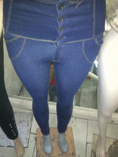legguins tipo jeans
